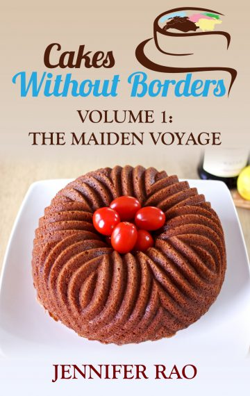 Cakes without Borders Volume 1: The Maiden Voyage